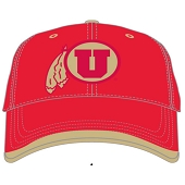 University of Utah cap -Red