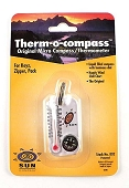 Therm O Compass Micro Compass/Thermometer
