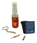 Cat Crap Spray Lens Care Kit