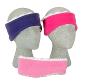 Girl's Micro Fleece Headband