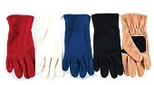 Women's Antil Pill Fleece Gloves
