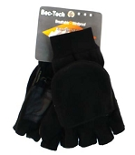 Men's Bec Tech Fleece Glove/Mitten, Assorted Colors