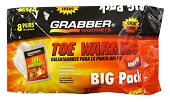 Big Pack Toe Heater 8-pack, 8 toe heaters/pack