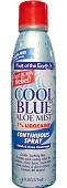 Fruit of the Earth Cool Blue Aloe Vera, 6 pc box