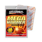 Mega Warmers, 18 hours, 30 pair/box