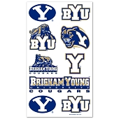BYU Sticker Sheet