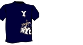 BYU M-XL T-Shirts