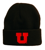 University of Utah Knit Beanie