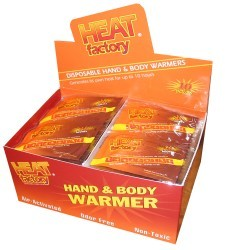 Heat Factory Hand Warmer, 40 Pair/Box