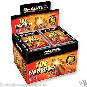 Grabber Toe 8 Pack, 8/Box