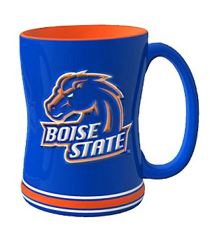 University 15-oz Relief Sculpted Mug