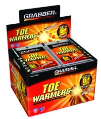 Toe Warmers, 40 pair/box
